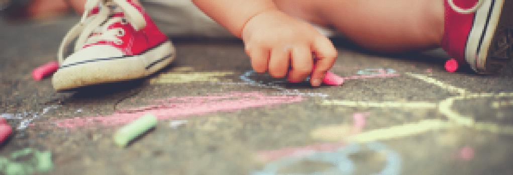 De ontwikkeling van kindertekeningen; bij ieder kind anders