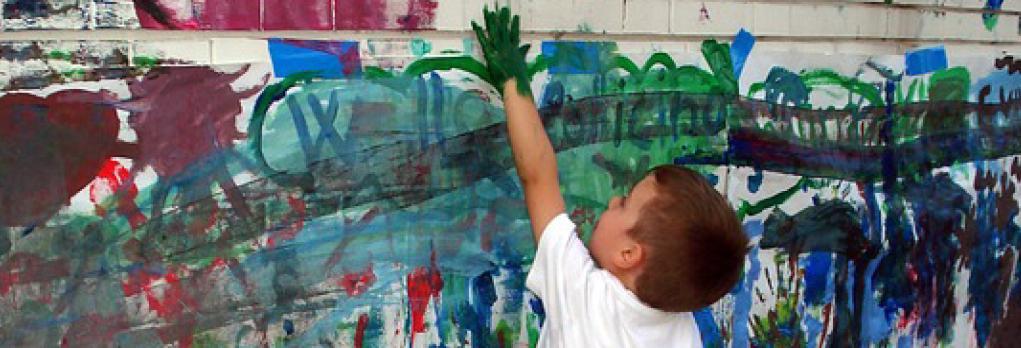 Ontwikkeling van kindertekeningen; bij ieder kind anders
