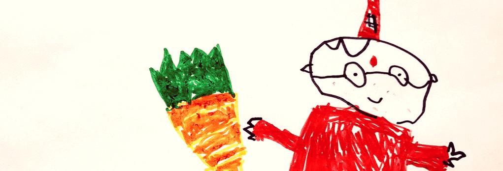 Wanneer kinderen 'opeens' meer tekenen dan anders (zoals in Sinterklaastijd)