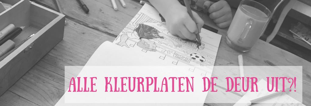Kleurplaten Kleine Letters.Alle Kleurplaten De Deur Uit Kinderen Beter Begrijpen