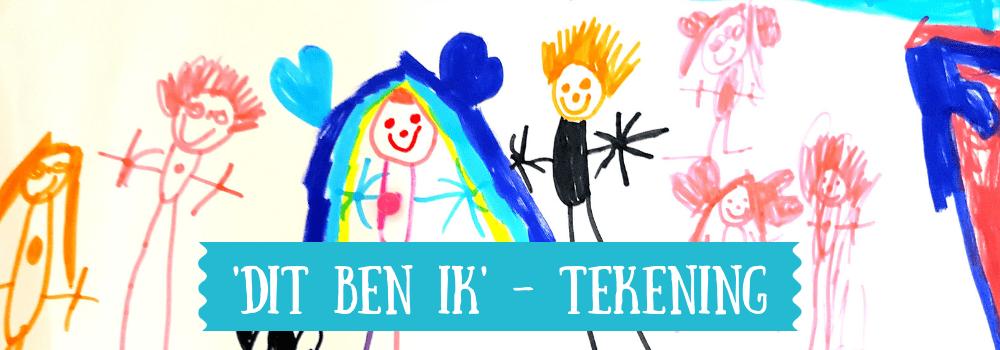 De 'Dit ben ik'-tekening: een kijkje in de ziel van het kind